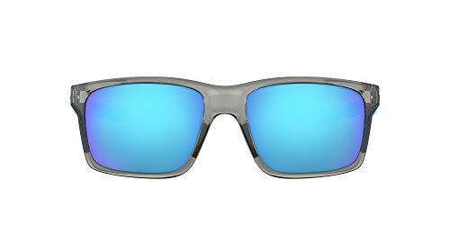 OAKLEY OO9264 57 926403 Oakley OO9264 57 926403 Rechteckig Sonnenbrille 57, Grau