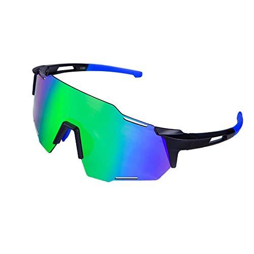 Gafas De Ciclismo Polarizadas Que Cambian De Color,Gafas De Bicicleta De Carretera De Montaña A Prueba De Viento Y Arena para Hombres Y Mujeres,De Día Y De Noche,C