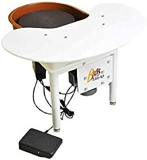 Speedball Boss Elite SQ Pottery Wheel, 14 inch Wheel Head, 175 lb. Centering Capacity (BOSS_Elite)