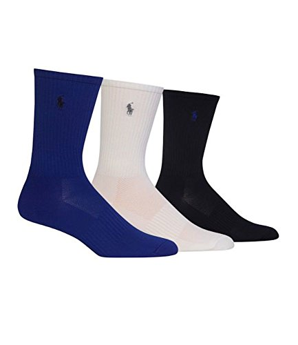 Polo Ralph Lauren 3-Pack Athletic Arch Support Polo Player