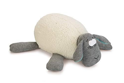 Beeztees 619300 BZ Puppy Spielzeug Herzschlag 25 x 20 x 14 cm, grau-Weiss