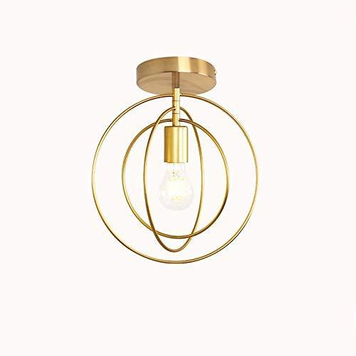 Pendelleuchte Nordic Iron Art, E27 Nordic Schlafzimmerlampe Einfache fünfzackige Sternlampe Industrieller Wind Kinderlampe Gang Schmiedeeisen Sterne Deckenlampe