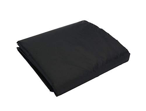 NLLeZ 1 funda protectora para muebles al aire libre, impermeable, a prueba de polvo, para mesa de ratán, silla, sofá, patio, tamaño 213 x 132 x 74 cm.