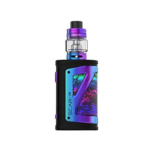 SMOK Scar 18 Box Kit 6.5ml Cigarette Electronique Kit Complet - Sans Tabac Ni Nicotine (Fluide 7 couleurs)