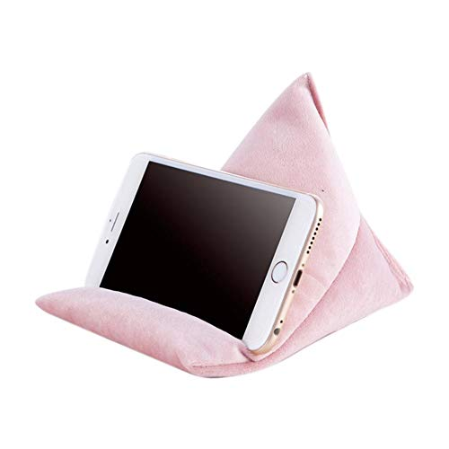 Yestter Cushion for Tablet Phone Pillow Soft Multi-Angle Knee Support for Bean Bag Suitable for All Tablets and E-Book Readers