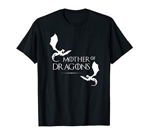 Mutter der Drachen - Mother of Dragons T-Shirt