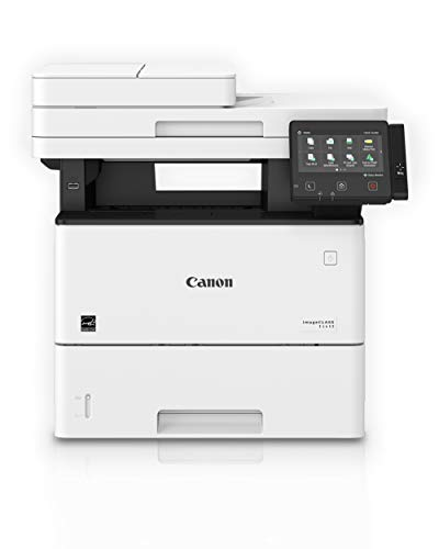 Canon Image Class D1650 | All-in-One, Wireless Laser Printer with AirPrint, Black scales print only | Amazon Dash Replenishment Ready
