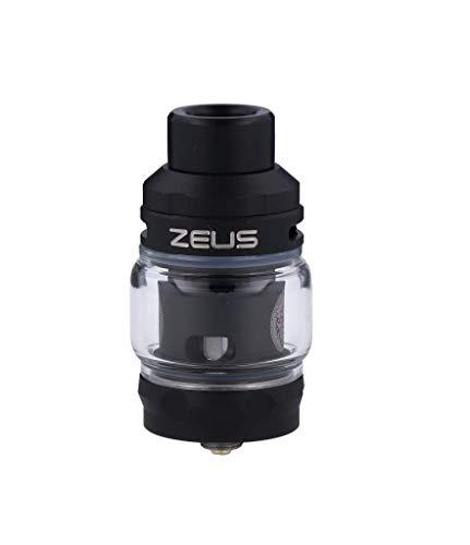 GeekVape Zeus Subohm Clearomizer Set, 5ml, Top-Fill, Top-Airflow - Farbe: schwarz