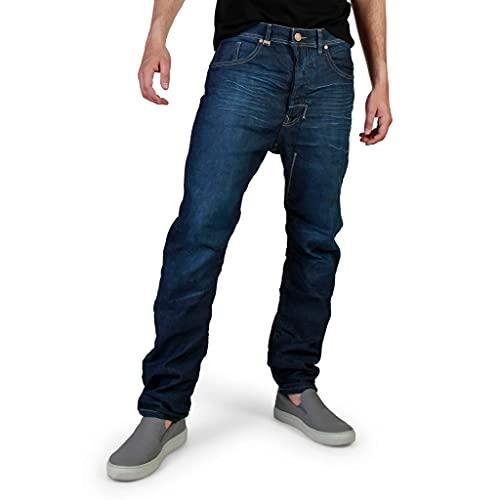 Carrera Jeans - Jogger Jeans per Uomo, Look Denim, Tessuto Elasticizzato IT 46