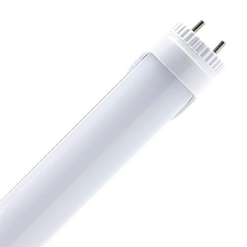 LEDKIA LIGHTING Tubo LED T8 1200mm Conexión un Lateral 18W 120lm/W Blanco Neutro 4000K - 4500K