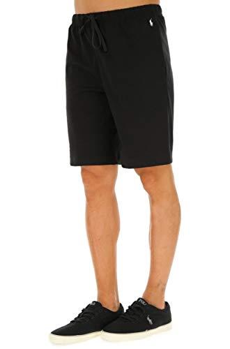 Polo Ralph Lauren Slim Short Pyjama Hose Sleepshort (XXL, Schwarz)