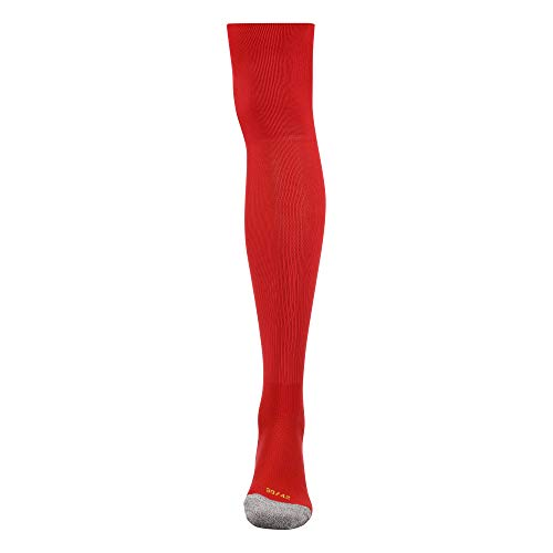 Le Coq Sportif CAMEROUN Pro Socks Calcetines, Unisex niños, Vintage Red, 35-38