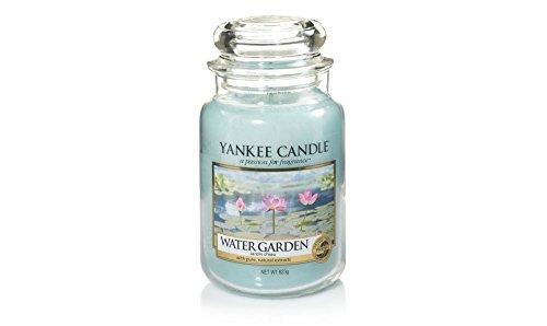 """Water Garden""-Kerze in großem Glas vonYankee Candle, Large Jar"