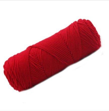 Inovey 100G 23 kleuren lang gestalpt katoen zacht breien wol garen 8 geplant garen sjaal hoed water garen bal