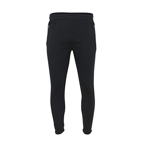 ChicWhisper Mens Jogging Bottoms Trousers Sweatpants Plain Track Pants Elasticated Joggers