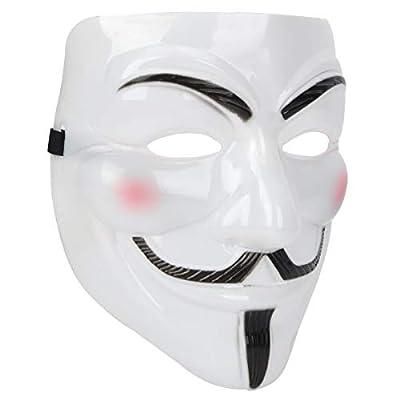 VANVENE Anonymous Guy Mask White from PomeMall
