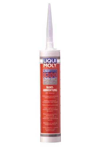 Preisvergleich Produktbild Liqui Moly P001434 6150 Liquimate 8300 Nahtabdichtung Einkomponentenkleber,  grau,  310 ml