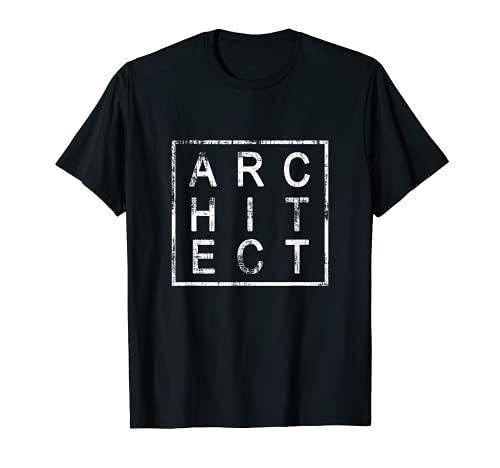 Architect Graduation(アーキテクト 卒業) - メンズ&レディース - 建築家 Tシャツ