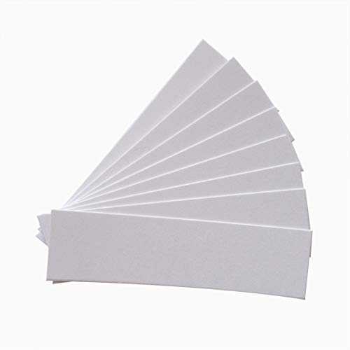 Aromagood Fragrance Test Paper 100pcs White Disposable Perfume Aromatherapy and Essential Oils Test Paper Strip
