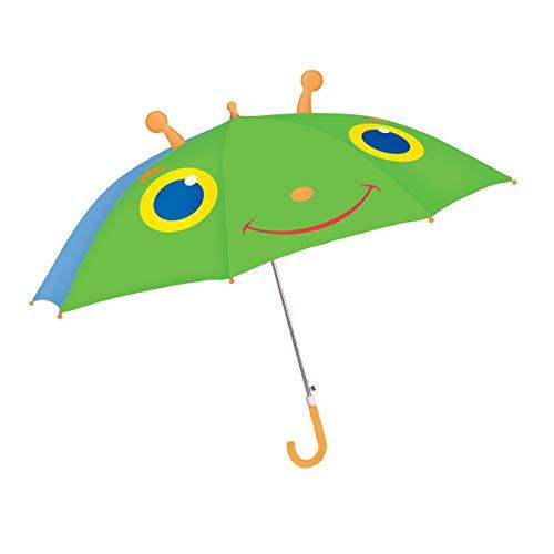 Preis am Stiel Kinderregenschirm Käfer ''Sunny Patch'' | Regenschutz | Gewitter | Hagel | Outdoor | Spaß | Geschenk für Kinder