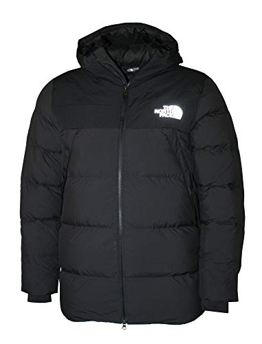The North Face Men's UX Down Hooded Puffer Jacket RTO (L)