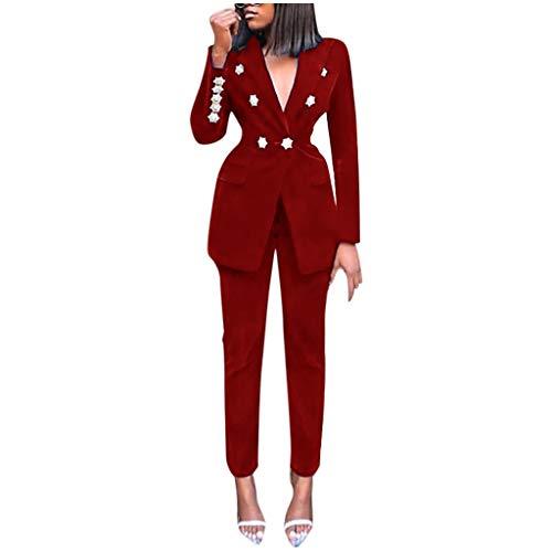 Buyaole,Conjuntos Mujer Marca,Tops Mujer Prime,Pantalones 2019 Mujer,Ropa Mujer Gimnasio,Camisetas NavideñAs,Vestidos 3XL