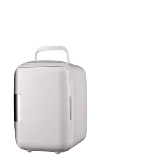 NLRHH Compact-Refrigeradores, Mini Nevera Mini Pequeño Hogar Mini refrigerador Estudiante Dormitorio Inicio Dual Uso Frío Refrigerador-E 23x16x15cm (9x6x6inch) Peng