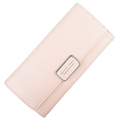 Indressme - Delizioso portafoglio da Donna tri-fold
