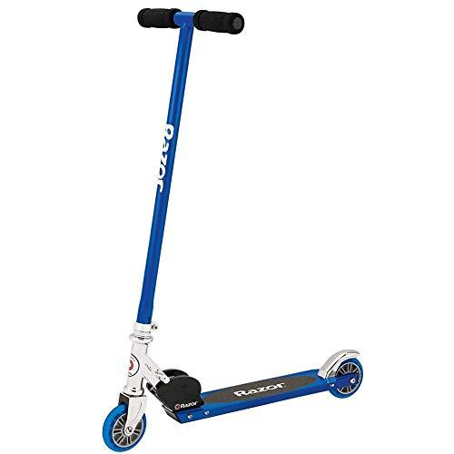 Razor S Scooter, Children, Blu, 58.42 X 27.94 X 81.28