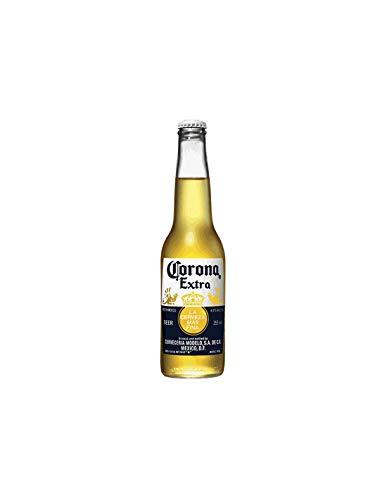 Vasos reciclados de botella de cerveza Corona de 330ml juego de 2 botellas de cerveza Corona recicladas