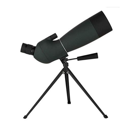 Binoculares al aire libre para adultos niños HD 75 x70 telescopio monocular, pájaros del reloj del hd del telescopio de alta definición del paisaje de destino, campo portátil telescopio al aire libre