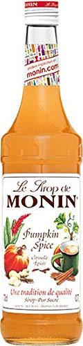 Monin Sirup Pumpkin Spice Kürbis 0,7 l