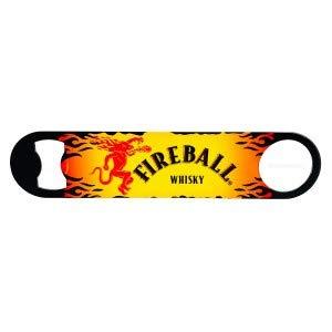 Fireball Whisky Whiskey Flaschenöffner Kapselheber Öffner