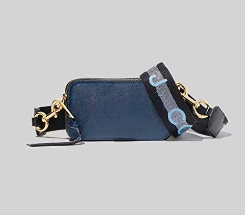 Mdsfe Bolsos de Hombro Bolsos Mujer Diseñador de Bolsos de Marcas Famosas para Mujeres 2020 Marc Small Snapshot Camera Crossbody Bags - 121