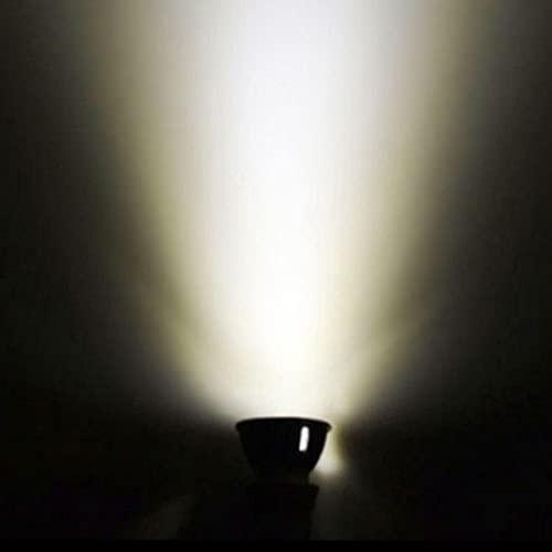 GHC LED Bombillas 5pcs / Lot LED Luces de maíz LED Lámpara Fotlight E12 E14 E27 MR16 GU10 LED Bulbs 6W 9W 12W AC110V 220V Luces de Techo y iluminación (Color emisivo : Blanco, Support Dimmer : No)