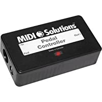 MIDI Solutions Continuous MIDI Data Pedal Controller/キーボード/MIDI【並行輸入品】