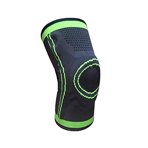 1 Unidad de Rodilleras, Vendaje elástico, Rodilleras presurizadas, Protector de Soporte de Rodilla para Fitness, Deporte, Correr, Artritis, articulación Muscular, Abrazadera