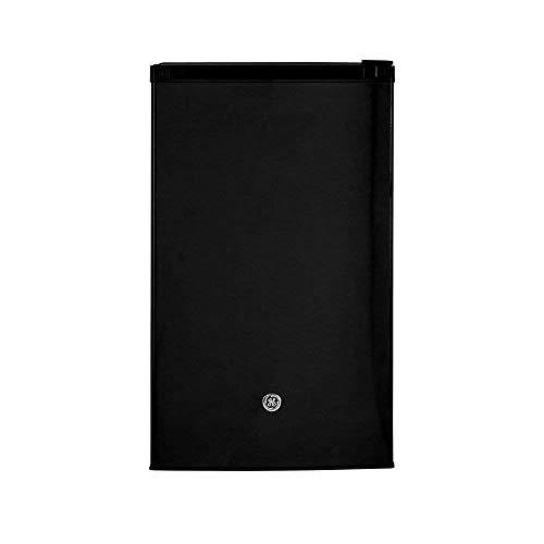 GE GME04GGKBB Compact Refrigerator, Black