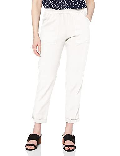 Esprit 059ee1b011 Pantalones, Blanco (Off White 110), W38/L28 (Talla del Fabricante: 38/28) para Mujer