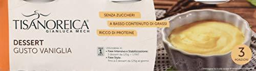 Gianluca Mech Dessert Gusto Vaniglia, 375 g