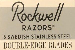 5 Rockwell Rasierklingen - Erstelle deine Auswahl