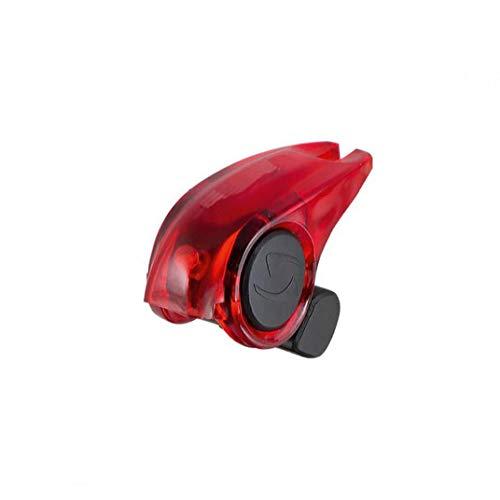 Fahrrad Mini Bremslicht Radfahren Fahrrad-rücklicht Beweglicher Berg Fahrrad-endstück-rücklicht Fahrrad Led-licht Rot