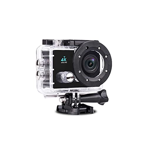 Cámara Deportiva PRIXTON Sensor de Imagen 8.0 COMS Resolución Vídeo 1920x1080 Resolución Imágen 2592×1944 Memoria Externa: MicroSD