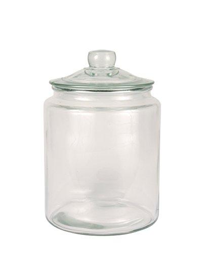 Ib Laursen - Vorratsglas - Aufbewahrungsglas mit Deckel - Ø 20 Höhe 29 cm