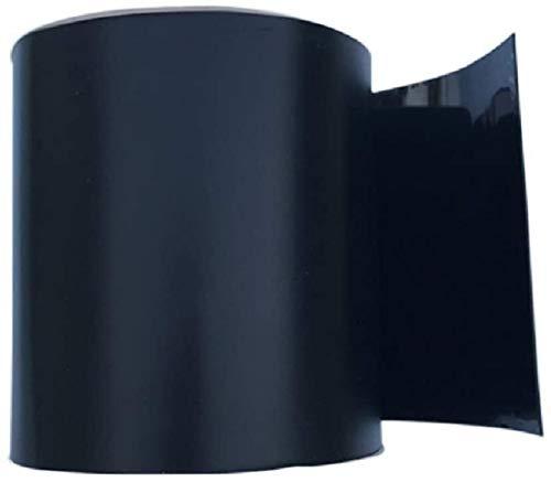 Repair Tape – zwart, super isolatie pvc, waterdicht, sterke reparatie voor buiten, sterke zelfklevende reparatietape voor tarp, luifels, afdekking, cracks