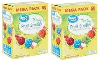 tangy fruit smiles