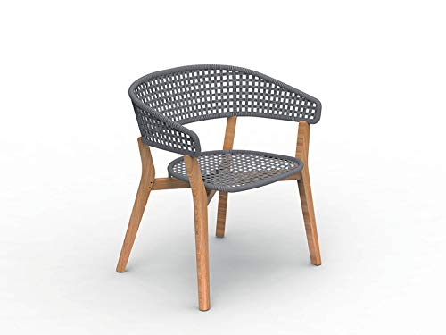 Talenti Moon Teak Outdoor Chair MONTEKPPZ