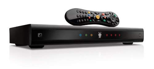 TiVo Premiere 500 GB DVR (Old Version) - Digital Video Recorder and Streaming Media Player - 4 Tuners