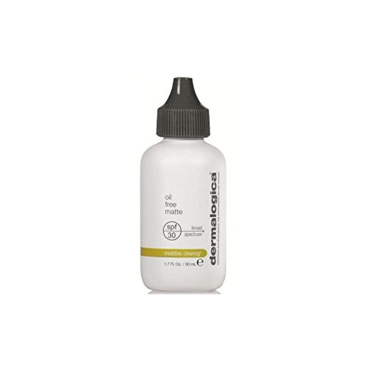 お手伝いさん魔術予測子Dermalogica Oil-Free Matte Spf 30 (Pack of 6) - ダーマロジカオイルフリーマット 30 x6 [並行輸入品]