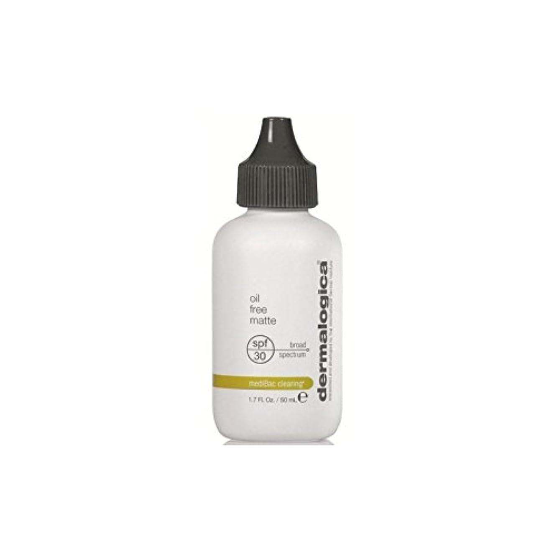 週間ランドリー専らDermalogica Oil-Free Matte Spf 30 (Pack of 6) - ダーマロジカオイルフリーマット 30 x6 [並行輸入品]
